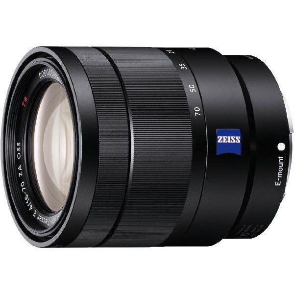 レンズ SONY Vario-Tessar T* E 16-70mm F4 ZA OSS SEL1670Z[新品即納]