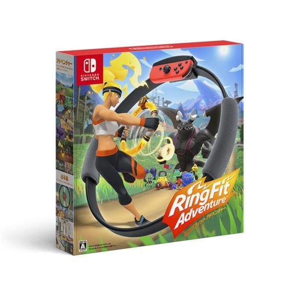 NintendoSwitchソフトリングフィットアドベンチャー 新品