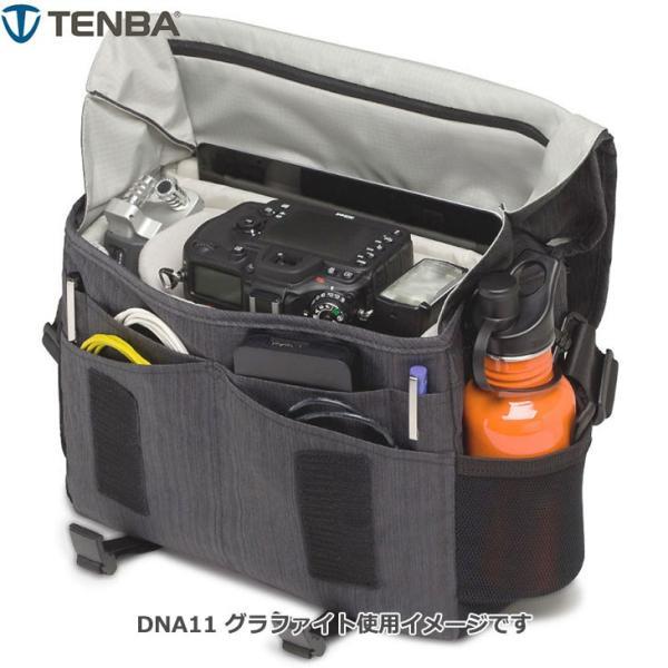 TENBA 638-371 メッセンジャー DNA11 グラファイト カメラバッグ 【送料無料】