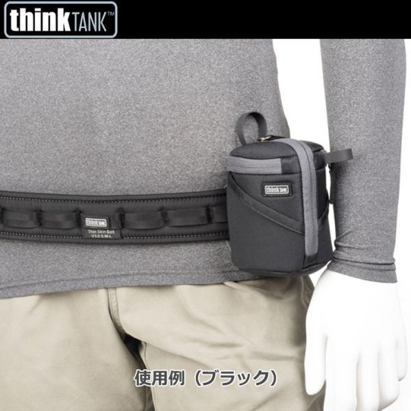 シンクタンクフォト レンズケースデュオ5 グリーン カメラ用 【送料無料】