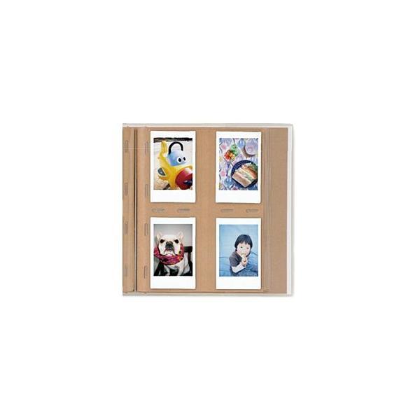 《在庫限り》【メール便 】 フジフイルム instax mini用 チェキアルバム ZIGZAG 【即納】