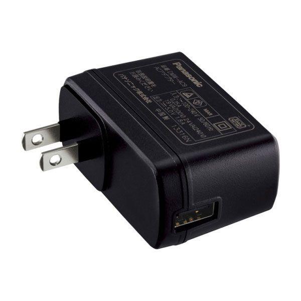 パナソニック DMW-AC9 ACアダプター [ LUMIX DMC-TX1/DMC-TZ85/DMC-TZ70/DMC-TZ60/DMC-TZ57/DMC-TZ55/HC-WX970M/HC-W870M/HC-W850M/HC-V750M対応] 【即納】