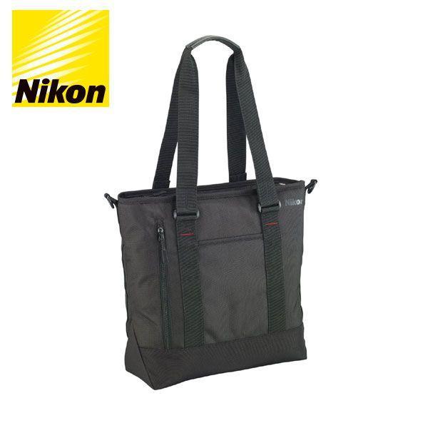 ニコン FLXTBBK  トートバッグ ブラック [Nikon D7100/ D5600/ D5500/ D5300/ D3300対応]