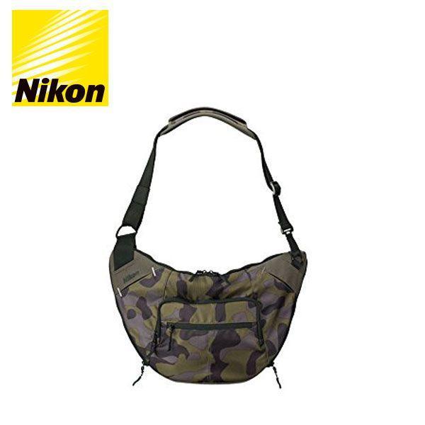 ニコン FLXSGCM スリングバッグ カモフラージュ [Nikon D7100/ D5600/ D5500/ D5300/ D3300対応]