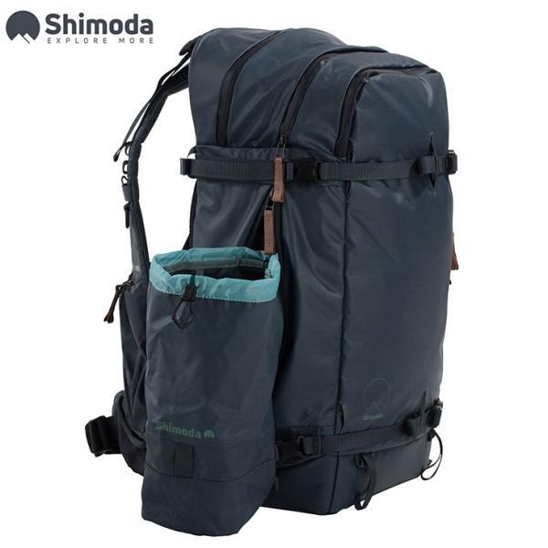 エツミ V520-001 シモダ エクスプロール40 バックパック ブルーナイト 【送料無料】