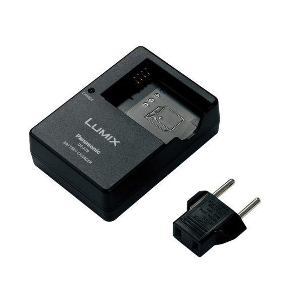 パナソニック DMW-BTC6 純正 バッテリーチャージャー (DMW-BLC12専用 充電器) 【即納】