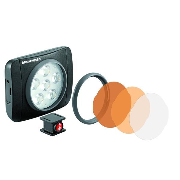マンフロット MLUMIEART-BK LUMI ART LEDライト 440lux