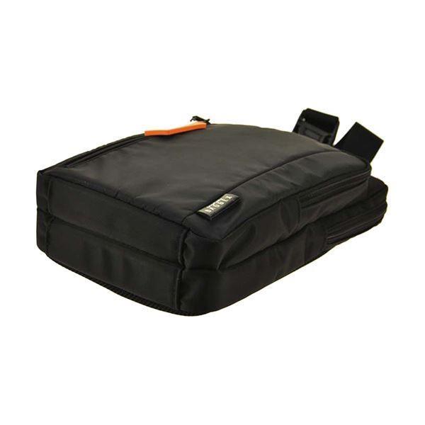 ウノフク BAGGEX D3Oワンショルダーバッグ ブラック 13-1083-10 1個
