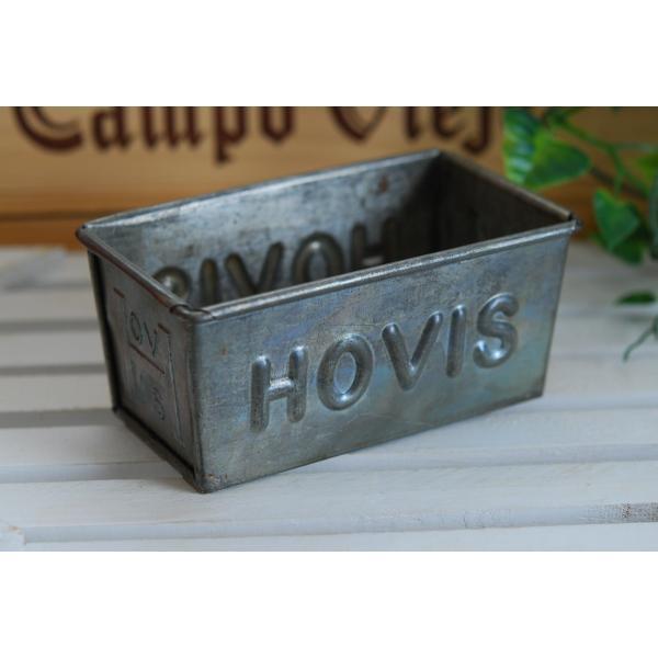 RoomClip商品情報 - イギリス アンティーク 雑貨 小物入れ HOVIS ホービス ブレッド缶 パン焼き型 Mサイズ