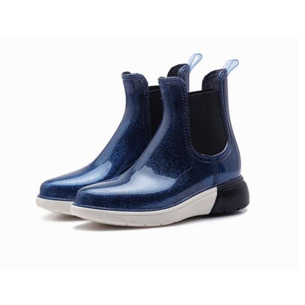 4色  レディース レインブーツ レインシューズ スニーカー 雨靴 梅雨対策 長靴   ショートブーツ  誕生日 ギフト  かわいい