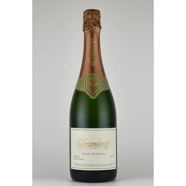 ワインスパークリングワインシュラムスバーグブラン・ド・ブランwine
