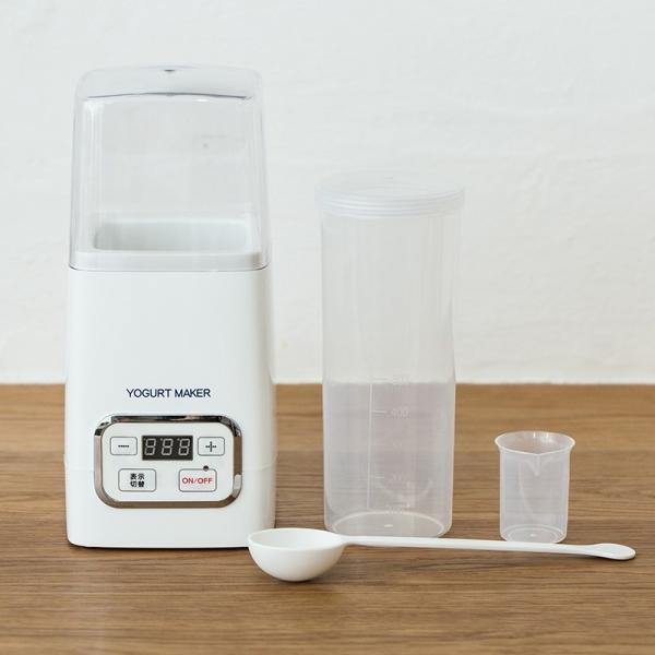 ヨーグルトメーカー 甘酒 塩麹 飲むヨーグルト 甘酒メーカー 発酵食品 母の日 ギフト shibaden 07