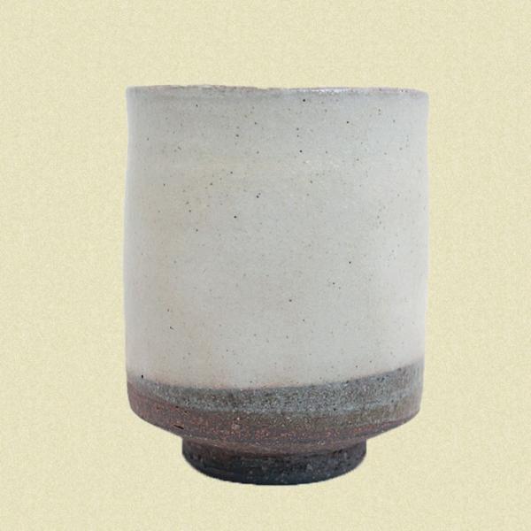 粉引き 湯呑セット|shibokusansou|02