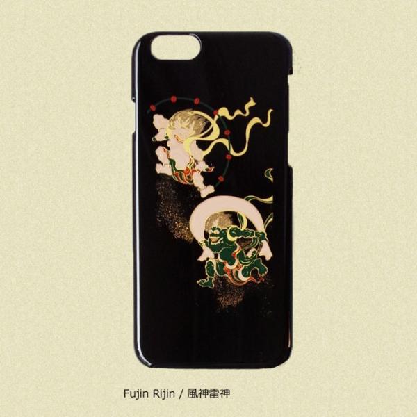 高盛り蒔絵 iPhone6/6Sカバー shibokusansou 03