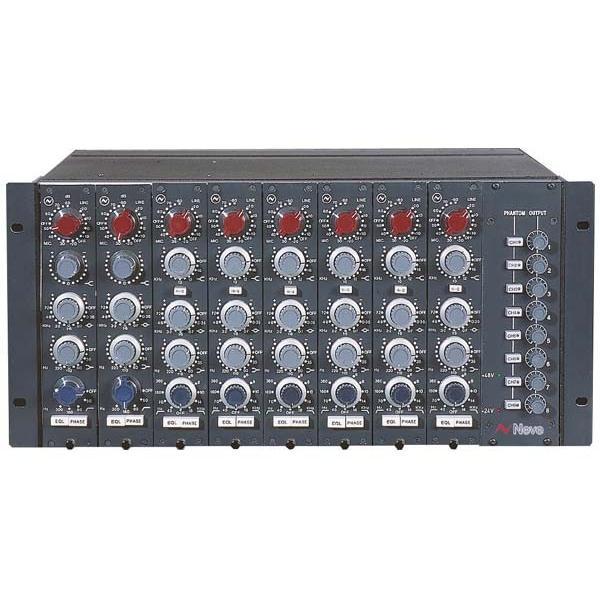 AMS Neve/1084 5U Rack 8ch Bundle 【国内正規代理店品】 ※代金引換不可|shibuya-ikebe