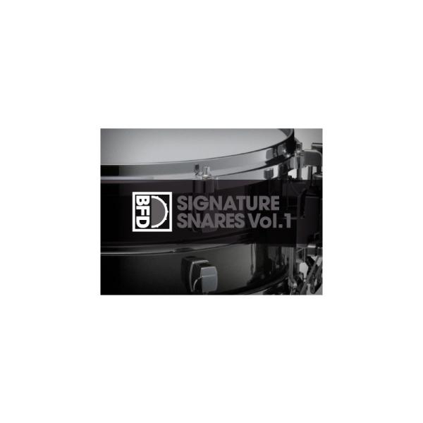 fxpansion / BFD3/2 Expansion Pack: Signature Snares Vol.1(オンライン納品専用)代引不可|shibuya-ikebe
