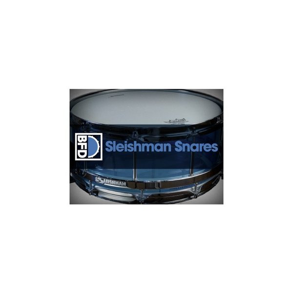fxpansion / BFD3/2 Expansion Pack: Sleishman Snares(オンライン納品専用)代引不可(BFD Expansions & Grooves50%OFFプロモーション) shibuya-ikebe