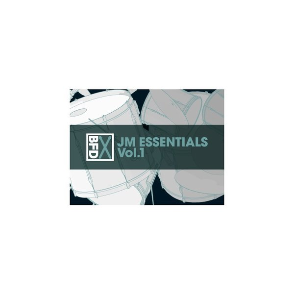 fxpansion / BFD3 Groove Pack: JM Essentials Vol.1(オンライン納品専用)代引不可|shibuya-ikebe
