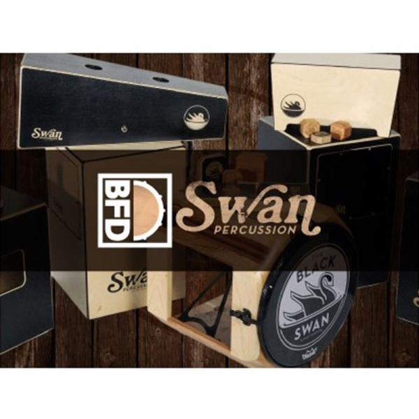 fxpansion / BFD3/2 Expansion KIT: Swan Percussion(オンライン納品専用) 代引不可|shibuya-ikebe