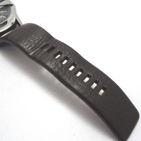 Ft535341 ディーゼル 腕時計 DZ-1206 グレー×シルバー系 グレー文字盤 メンズ DIESEL 中古【質みなみ・二又瀬店】|shichi-minami|11