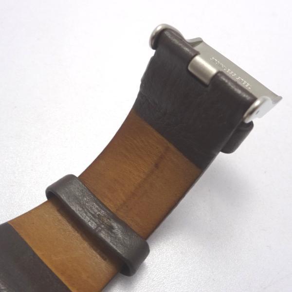 Ft535341 ディーゼル 腕時計 DZ-1206 グレー×シルバー系 グレー文字盤 メンズ DIESEL 中古【質みなみ・二又瀬店】|shichi-minami|13