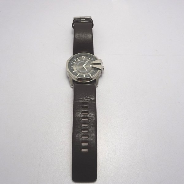 Ft535341 ディーゼル 腕時計 DZ-1206 グレー×シルバー系 グレー文字盤 メンズ DIESEL 中古【質みなみ・二又瀬店】|shichi-minami|04