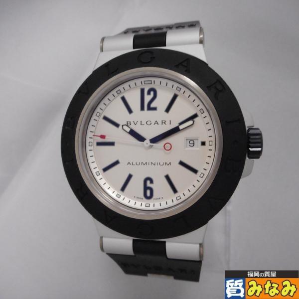new style 27175 65967 Th849301 BVLGARI ファッション ブルガリ アルミニウム ラバー ...