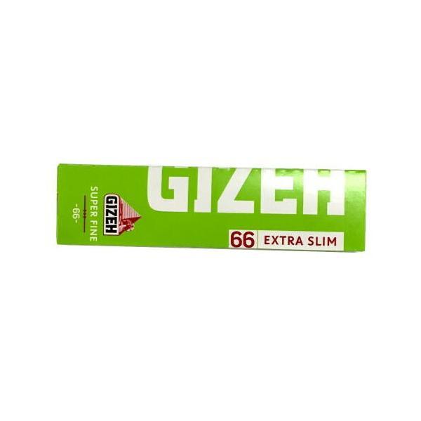 ギゼ エクストラスリム スーパーファイン スローバーニング 手巻きタバコペーパー 100枚入り GIZEH シャグ メール便250円対応|shien