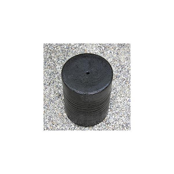 信楽焼 14号黒スパタテーブルセット 庭園、ベランダ用の陶器テーブル 陶器イス 陶器ガーデンテーブルセット  te-0034 shigaraki 04