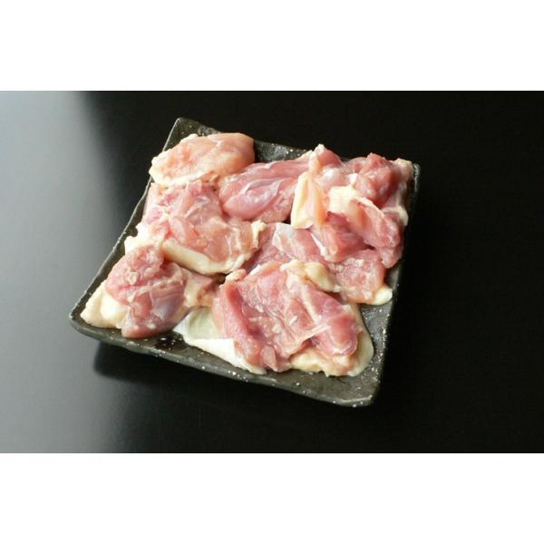 国内産 鶏肉 もも カット品 300g 唐揚げ から揚げ からあげ 親子丼 焼き鳥 鶏料理|shikatameat|03