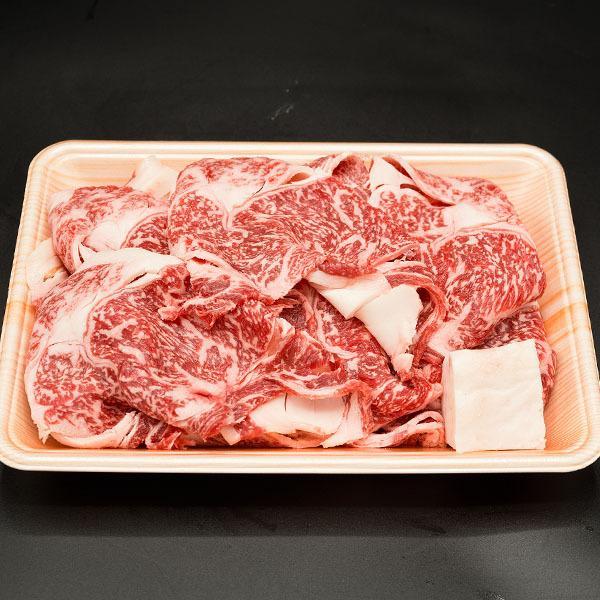 黒毛和牛 肩ロース リブロース 切り落とし 500g 霜降り しゃぶしゃぶ すき焼き 牛肉|shikatameat|04