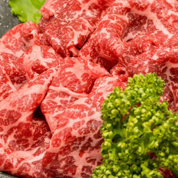 【今だけ!200g増量キャンペーン】和牛 切り落とし 800g+200g 送料無料 牛肉 訳あり 不ぞろい|shikatameat|03
