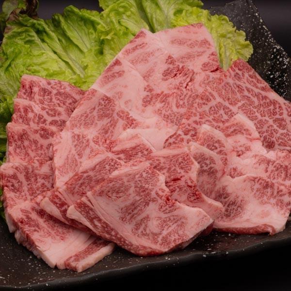 家計応援セール! 2020新商品 黒毛和牛 厳選霜降りカルビ 500グラム|shikatameat|03