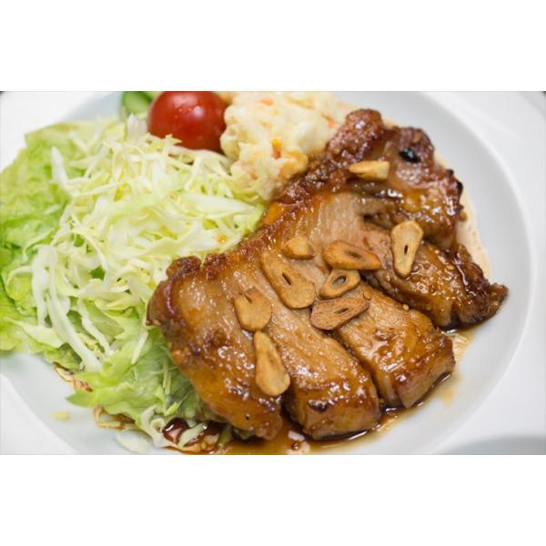 三田ポーク 肩ロース とんてき 2枚 豚テキ 豚肉|shikatameat|02