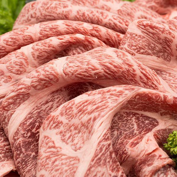 黒毛和牛 肩ロース 1kg ギフトに最適 しゃぶしゃぶ すき焼き 高級ギフト 牛肉|shikatameat|03