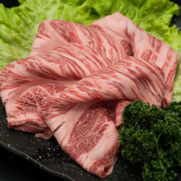 神戸牛・神戸ビーフ 肩ロース 200g  ギフトに最適 高級ギフト しゃぶしゃぶ・すき焼き用 牛肉|shikatameat|02
