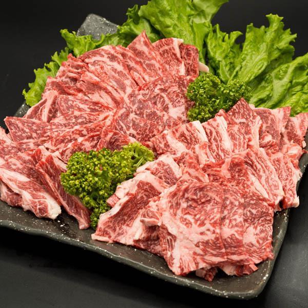 黒毛和牛 肩ロース・リブロース 焼肉用 1kg ギフトに最適 焼肉 バーベキュー BBQ 牛肉 焼き肉|shikatameat|02