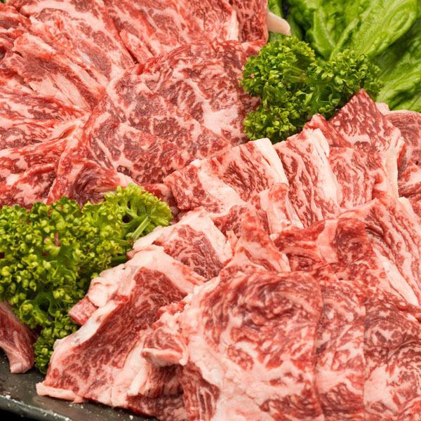 黒毛和牛 肩ロース・リブロース 焼肉用 1kg ギフトに最適 焼肉 バーベキュー BBQ 牛肉 焼き肉|shikatameat|03