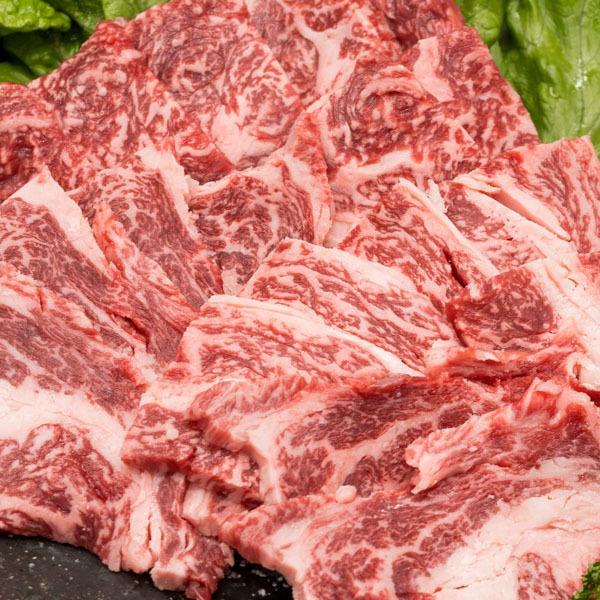 黒毛和牛 肩ロース・リブロース 焼肉用 500g 牛肉 焼き肉|shikatameat|03