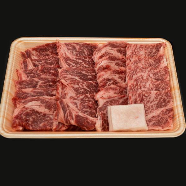 黒毛和牛 肩ロース・リブロース 焼肉用 500g 牛肉 焼き肉|shikatameat|04