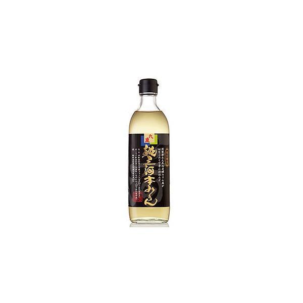 純三河本みりん 本みりん 500ml(瓶) 九重味醂株式会社