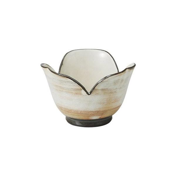 小鉢 粉引印花紋割山椒 和食器 業務用 美濃焼 9a59-3-1g