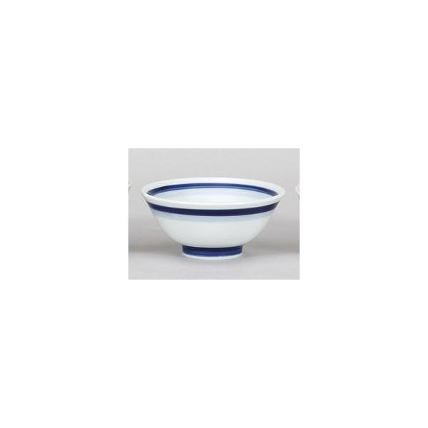 ご飯茶碗 二色筋汁碗 業務用 おしゃれ 飯碗 和食器 美濃焼 9a536-10-73g