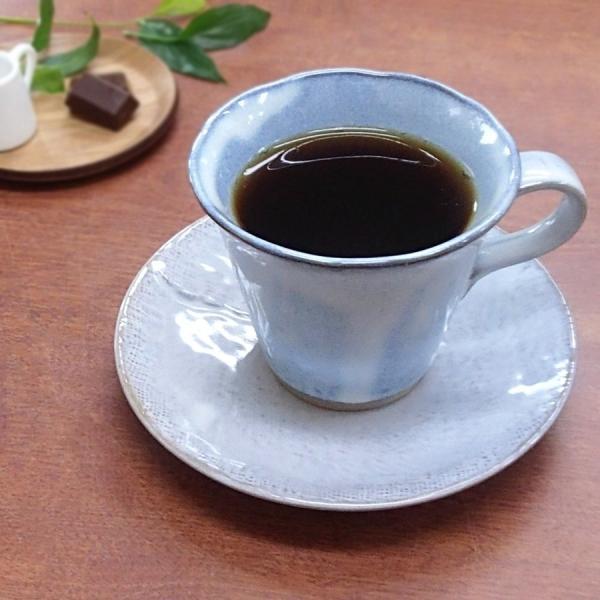 コーヒーカップ ソーサー 黒陶均窯 和陶器 おしゃれ 美濃焼 業務用|shikisaionline