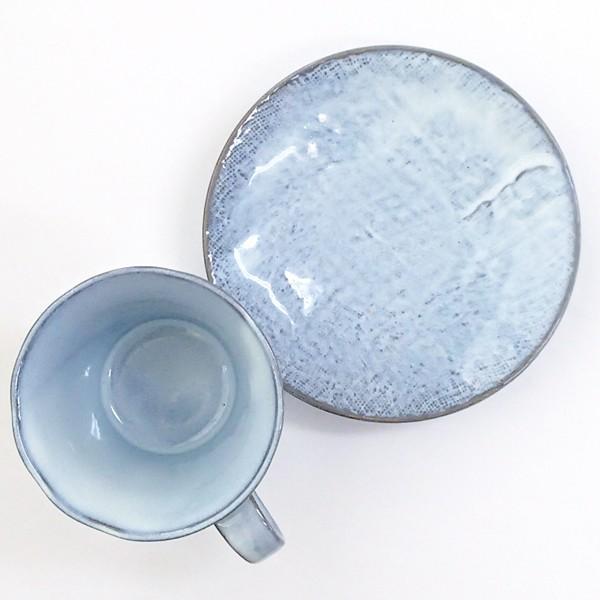 コーヒーカップ ソーサー 黒陶均窯 和陶器 おしゃれ 美濃焼 業務用|shikisaionline|03