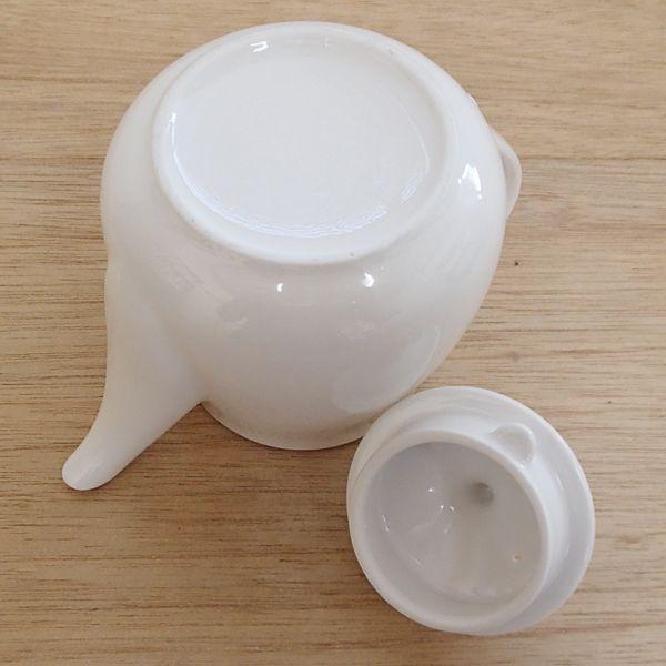 ティーポット 白 小 強化磁器 業務用食器 カフェ 食器 5y680-14-673 shikisaionline 03