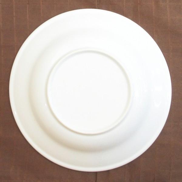 深皿 24.5cm スープ皿 9.5インチ ホテルベーシック 玉渕 白 洋食器 業務用 9d68522-478|shikisaionline|04
