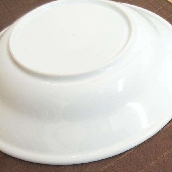 深皿 24.5cm スープ皿 9.5インチ ホテルベーシック 玉渕 白 洋食器 業務用 9d68522-478|shikisaionline|05