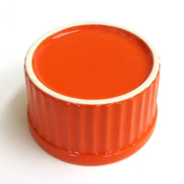 ココット皿 ビビットカラースフレM オレンジ 9cm 洋食器 業務用 shikisaionline 04