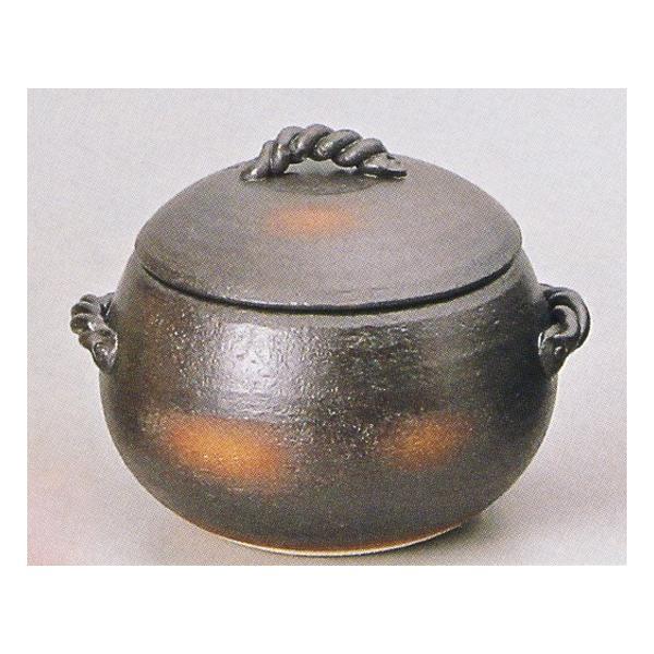 炊飯土鍋 ごはん鍋 栗型7合 万古焼き|shikisaionline
